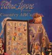 Alma Lynne Designs ALX-117 - Country ABCs