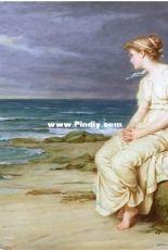 HAED Miranda by John William Waterhouse - Free