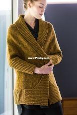 Brooklyn Tweed - Ronan by Andrea Mowry