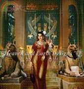 HAED HAEHDJ 092 Cleopatra Queen of Egypt by Howard David Johnson