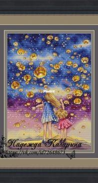 Magic Lanterns  by Nadezhda Kazarina / Nadi