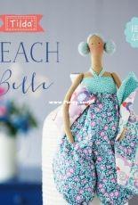 Tilda Fabrics - Beach Belle - free