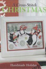 A Cross-Stitch Christmas - Handmade Holiday 2009