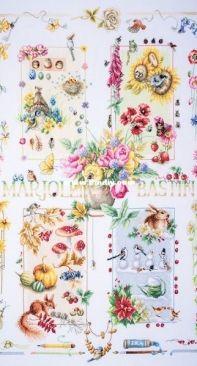 Lanarte PN-0188067 0188069 - 4 Seasons Marjolein Bastin Limited Edition