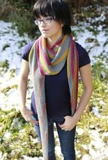 Ono Shawl by Francoise Danoy updated