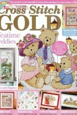 Cross Stitch Gold Issue 56 April 2008