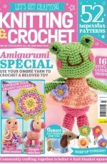 Let's Get Crafting Knitting and Crochet - Issue 123 - 2020