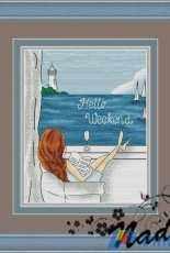 Hello Weekend by Nadezhda Kazarina / Nadi