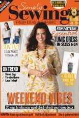Simply Sewing Issue 60 - 2019