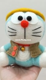 Rika craft doraemon