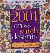 Better Homes & Gardens-2001 Cross Stitch Design