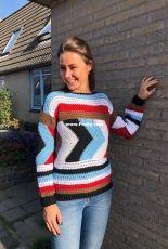 CroJennifer - This way sweater -  English