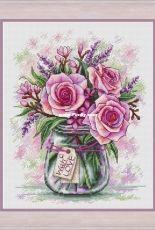 Anastasia Shvetsova - Roses and Lavender