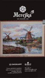 Merejka К-167 Dutch Windmills