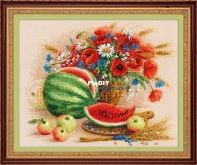 Riolis 110/060 Still Life with Watermelon
