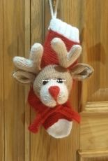 Christmas Stockings Reindeer - Gypsycream