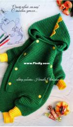 Happy Baby - Svetlana Nechaeva - Baby Overall - Translated