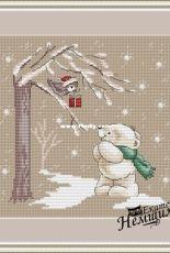 Snowiness by Ekaterina Nemshilova