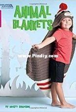 Leisure Arts - Kristi Simpson - Animal Blankets