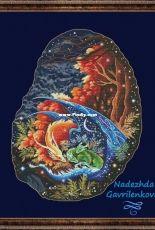 Guardian Dragon Mom's Care by Nadezhda Gavrilenkova
