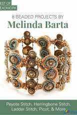 8 Beaded Projects by Melinda Barta