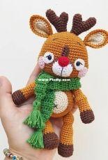 Zipzipdreams - Elif Tekten - Cinnamon the little Deer - Turkish