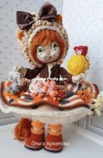 Olga Arhipova - Kitty Doll - Russian