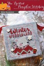 The Frosted Pumpkin Stitchery - Winter Wonderland