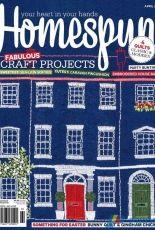 Australian Homespun Issue 167 - April 2017