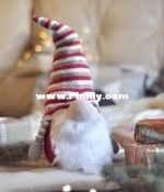 Dunaeva Toys - Evgeniya Dunaeva - Scandinavian Gnome - Скандинавский гном - Russian - Free