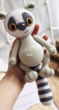 Verma Toys - Verova Maria - Lemur - Лемур - Russian