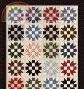 Benartex-Heritage Quilt-Free Pattern