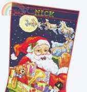 Up Up and Away From LA 4082 Donna Kooler's Ultimate Stocking Collection