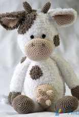 Cute Dutch - Stefanie Trouwborst - Zoe the Cow  - Dutch