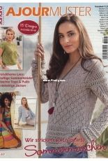 Sandra SA017 Lace pattern - 2018 - German