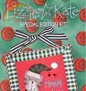 Lizzie Kate -  K11 - Meowy Christmas