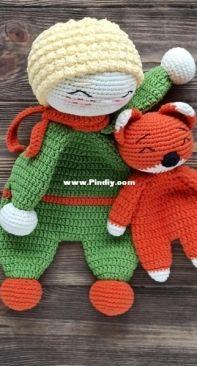 Toys By Valerie - Valerie Burova - Little Prince