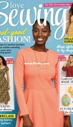 Love Sewing - Issue 92 / 2021