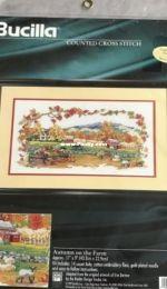 Bucilla 41793 - Autumn on the Farm