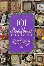 101 Best-Loved Designs from CrossStitch & CountryCrafts - Better Homes and Gardens