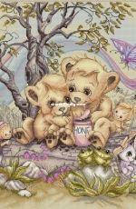 Honey Bears by Ekaterina Chaykovskaya / Katerina Chaikovskaya