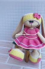 Gala Toys Shop - Galina Ptashkina - Clothing set for Molly Summer