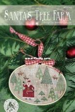 With Thy Needle and Thread CS265  Santas Tree Farm