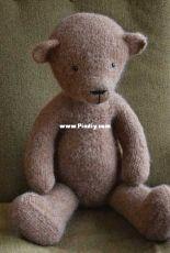 Louie Bear - Cindy Pilon