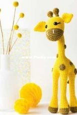 So Croch - Marie Clesse - Crochet Amigurumis - Diana the Giraffe - German - Free