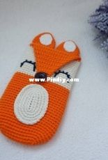 Suwannascraftsroom - Suwanna - Fox phone case - English