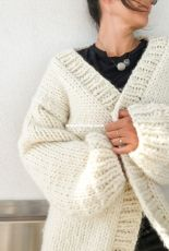 We Are Knitters - Simone Cardigan