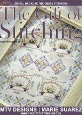 The Gift of Stitching TGOS Issue 66 August 2011
