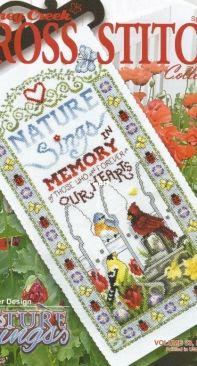 Stoney Creek Cross Stitch Collection - Spring 2021