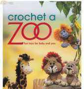 Megan Kreiner - Crochet a Zoo  fun toys for baby and you - English